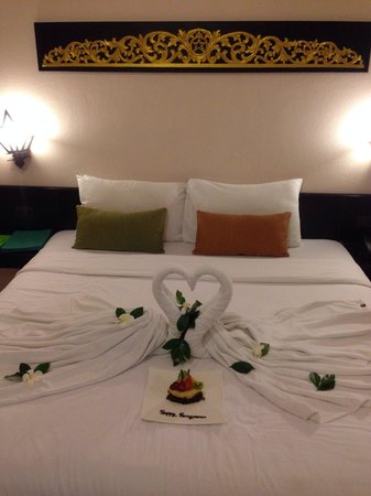 Deevana Patong Resort & Spa: little sweetness that makes our stay more romantic thanks deevana