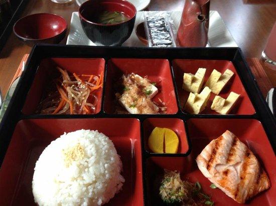 Conrad Bali: Loved Japanese Breakfast!