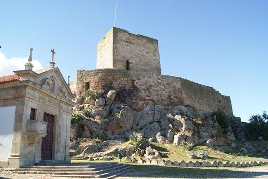 Casas do Côro: Castillo