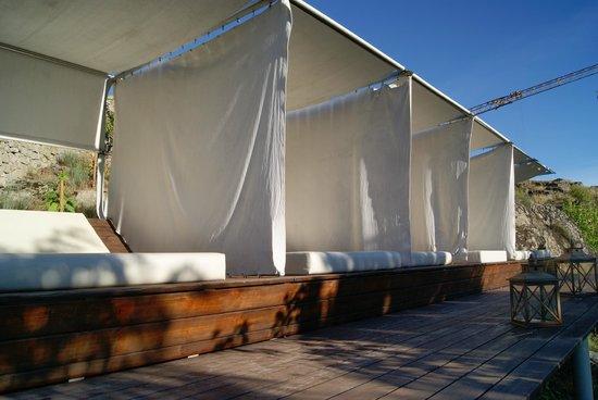Casas do Côro: Zona piscina