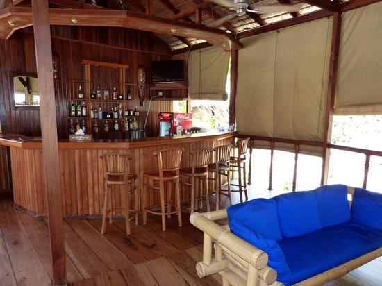 Siladen Resort & Spa: Hotelbar