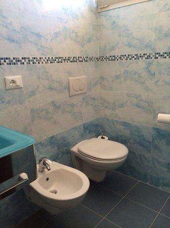 Hotel Riposo: bagno
