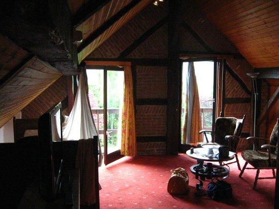 Hostellerie Relais de l'Ourthe: suite n°7