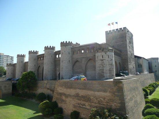 Palacio de la Aljafería: forteresse