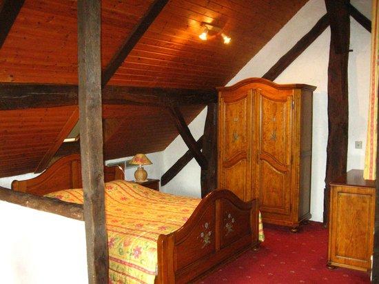 Hostellerie Relais de l'Ourthe: suite 7