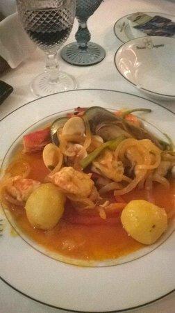 Centurium Restaurante : Cataplana