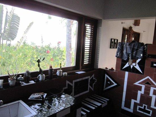 Casa de Li Eco Guesthouse : Casa de Li Room Downstairs