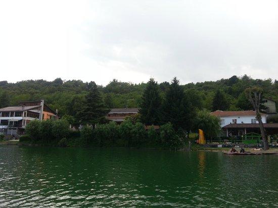 """Hotel Chalet del Lago """"La Libellula"""" : cadre ideal"""
