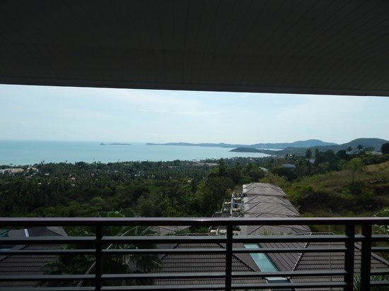 Mantra Samui Resort: view from 342