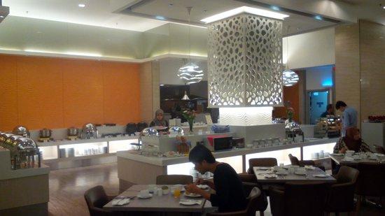 Sunway Hotel Seberang Jaya Penang: Breakfast place