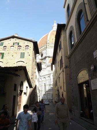 Piazza del Duomo : The Duomo