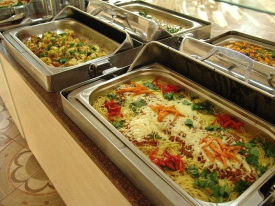 Sahra Su Holiday Village & Spa: Restaurant