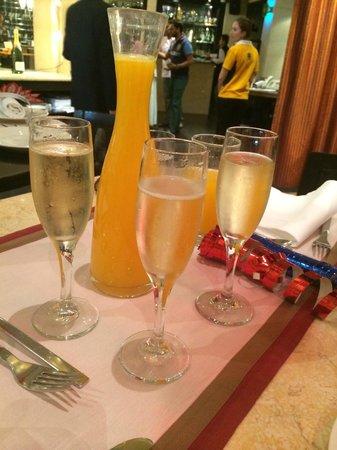 Yalumba: The best part of any brunch - mismosas