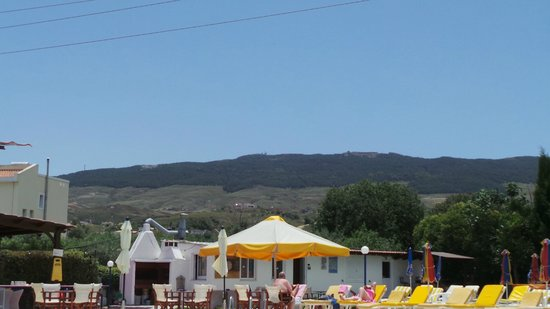 Nicon: View from my sunbed