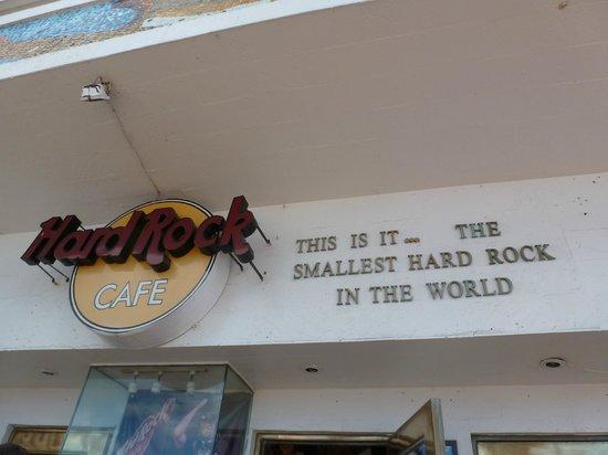 Hard Rock Cafe : Hard Rock Cozumel