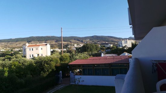 Nicon: View from our balcony