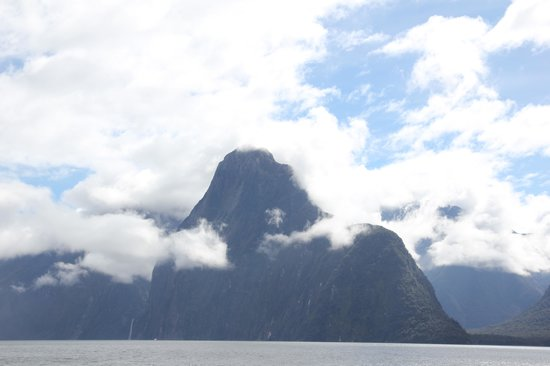 Jucy Cruise Milford Sound: Have your camera ready!