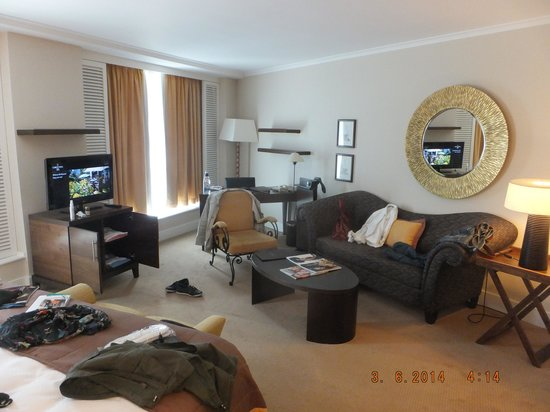 Corinthia Hotel Lisbon: chambre 407