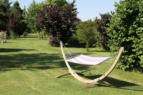 Relais Madonna di Campagna: Relax in giardino