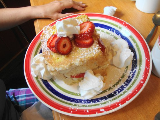 Route 2 Diner: Bismark French Toast