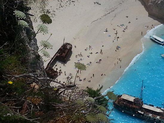 Diana Palace Hotel: Shipwreck bay