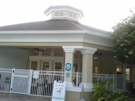 Windsor Palms Resort : clubhouse