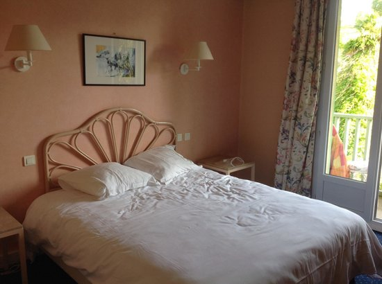 Domaine de Fompeyre : Chambre confort