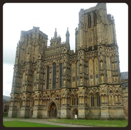 Wells Cathedral : Cathedral