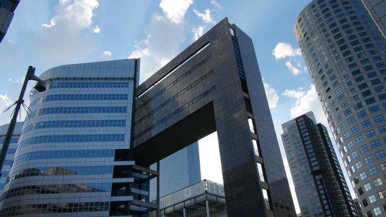 Rotterdam Centraal Station: Vive la différence