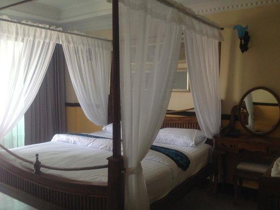U Residence: Room interior