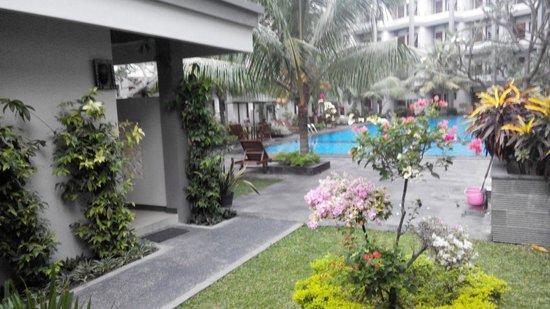 Lombok Garden Hotel: Room 181