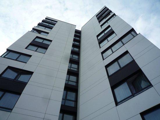 Appart'City Paris Bobigny: Buitenkant Hotel