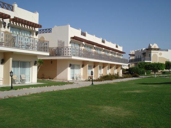 Concorde El Salam Front Hotel : вид на наш номер