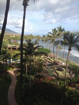 Hyatt Regency Maui Resort and Spa: Amazing views of Hyatt Regency Resort and Spa, Maui