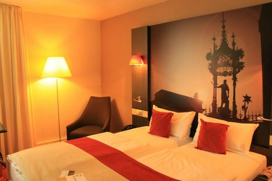 Mercure Hotel Hannover City: Comfy room