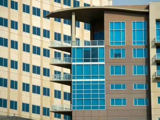 The Westin Houston Memorial City: Suite balconies