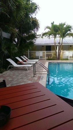 Almond Tree Inn : Pool