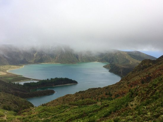 Azorean Tours : Fire Lake