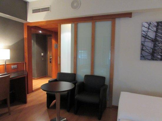 AC Hotel Carlton Madrid : habitacion
