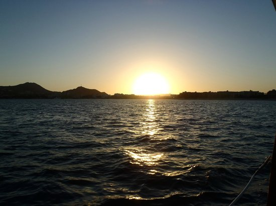 Rissalena Cruises : Sunset