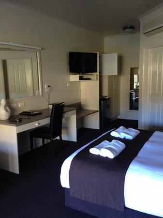 The Bowen Inn Motel: Room