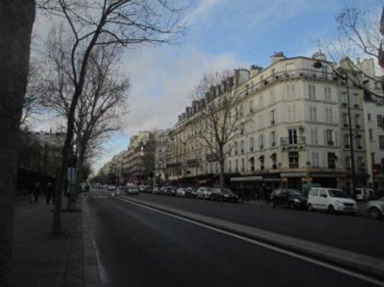 Boulevard St. Germain: サンジェルマン大通り