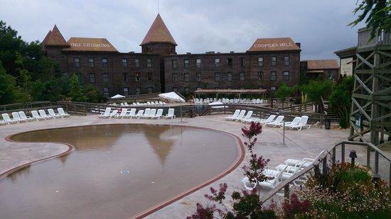 PortAventura Hotel Gold River: piscinas