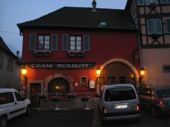 Caveau Morakopf : View of outside