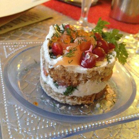 La Cuisine du Dimanche : starter