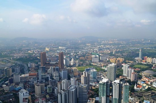 Torre Kuala Lumpur: Menara Kuala Lumpur Fernsehturm