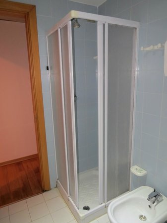 Hotel del Viale : bagno