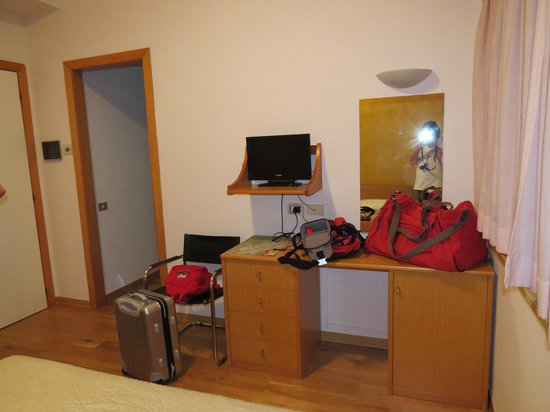 Hotel del Viale : camera