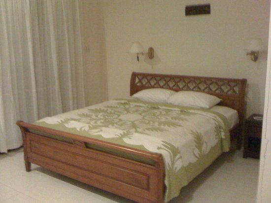 Ubud Inn: Bed