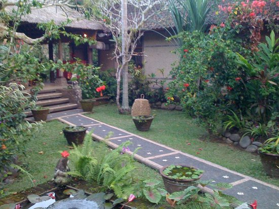 Ubud Inn: Path